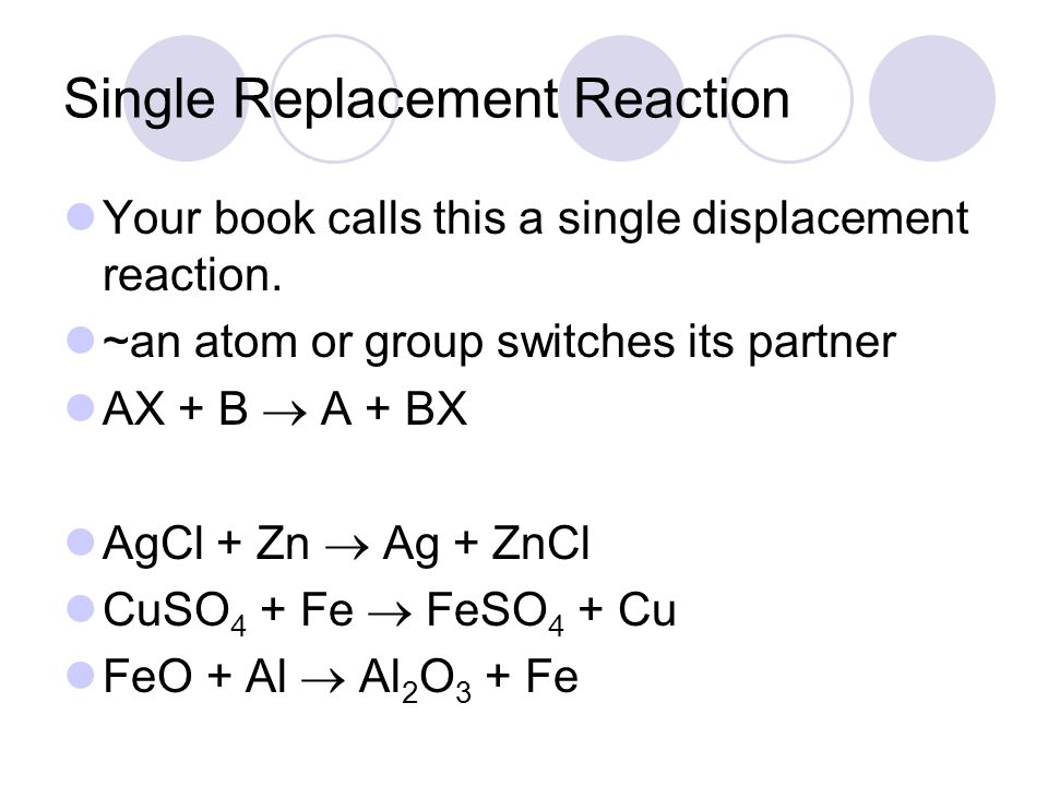 What makes this a redox reaction.