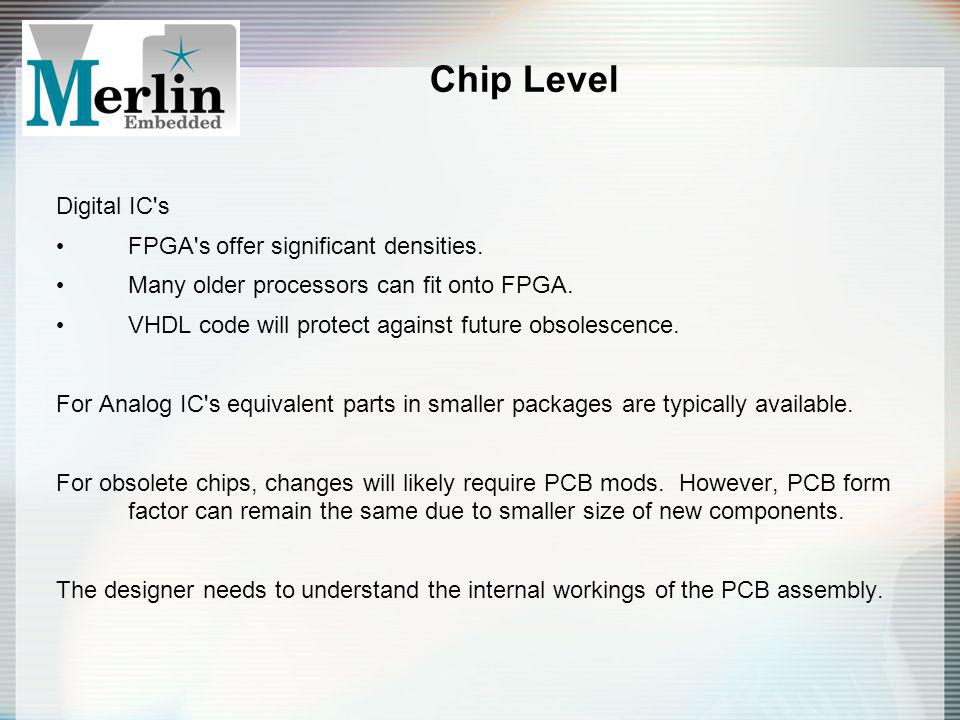 We Make it Work in Your System with Your Software. Merlin Embedded…