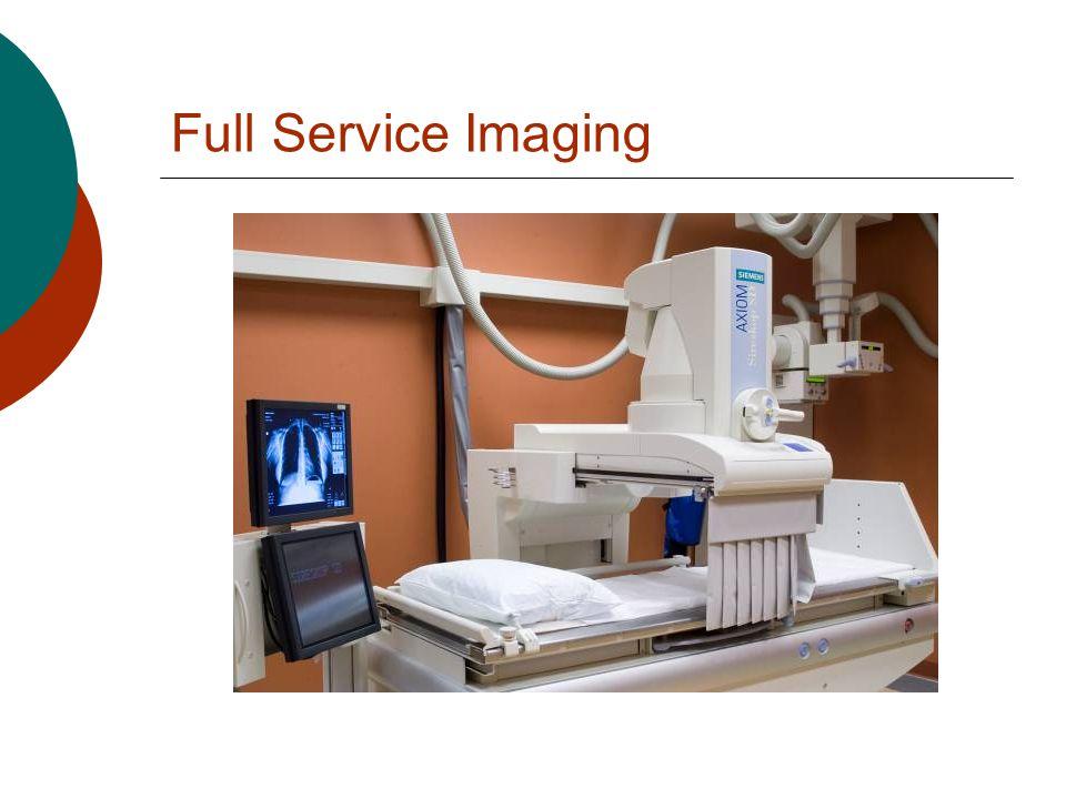 Full Service Imaging