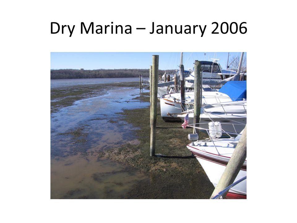 Dry Marina – January 2006