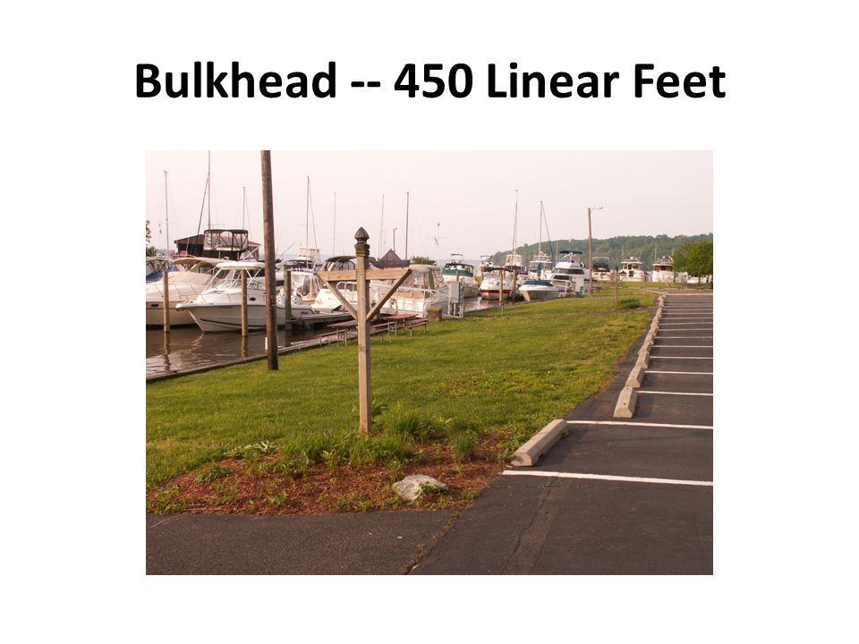 Bulkhead – Possible Soil Loss
