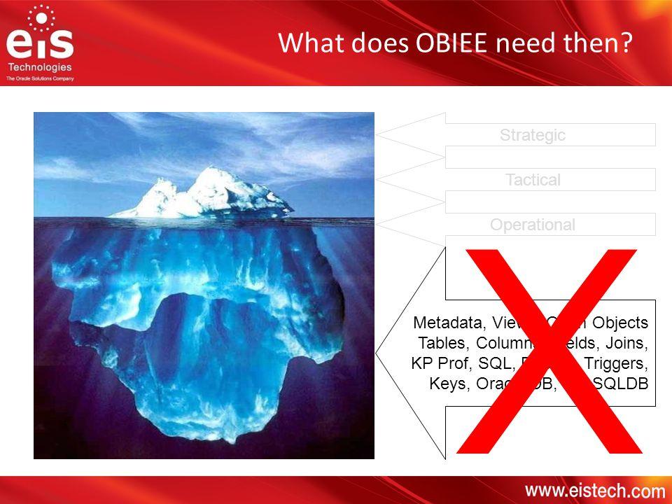 Strategic Tactical Operational Metadata, Views, Open Objects Tables, Columns, Fields, Joins, KP Prof, SQL, PLSQL, Triggers, Keys, Oracle DB, MS SQLDB
