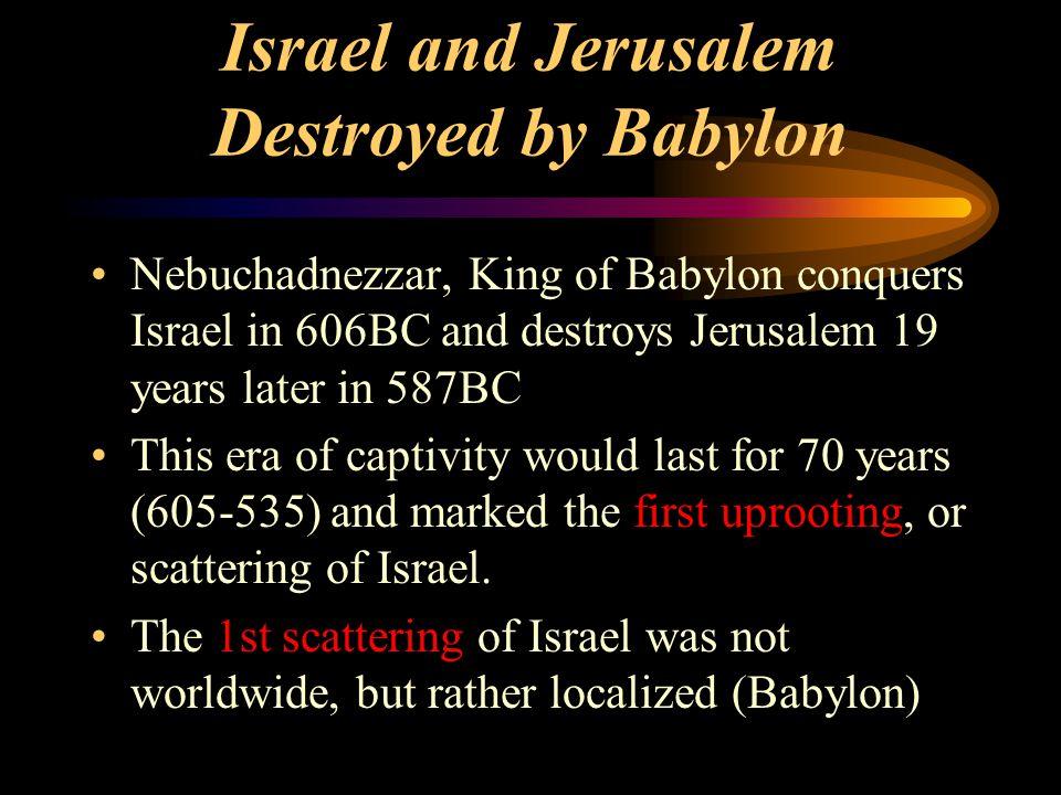 Israel Under David & Solomon