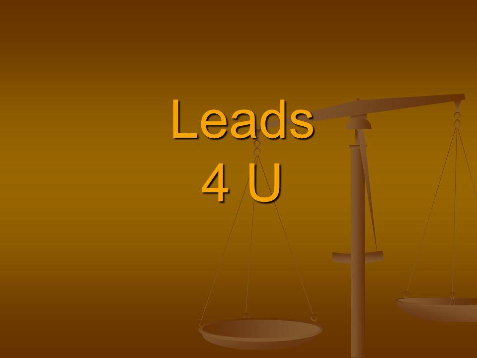 Leads 4 U