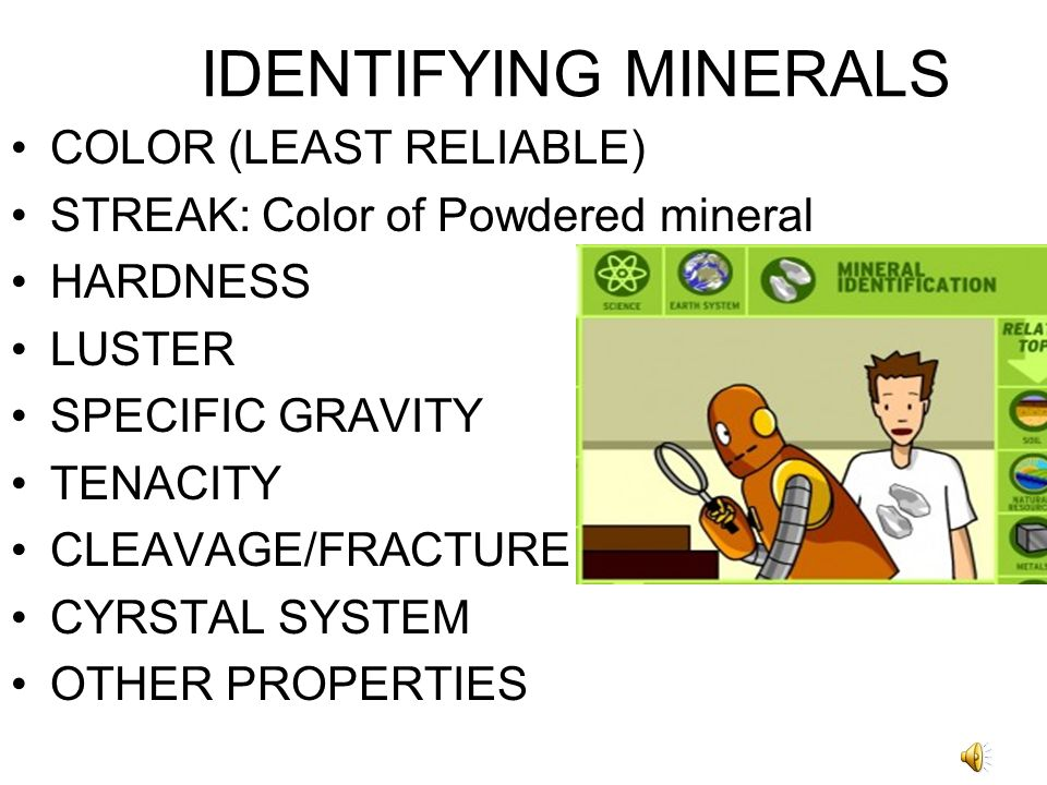 Secondary Replacement Deposits Develop from primary minerals in the original deposit.