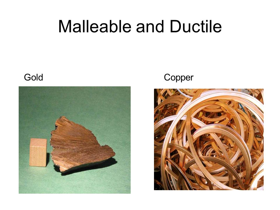 TENACITY How tough a mineral is, how easily it will break or split * elastic: Can be bent and then resume original shape (mica) * ductile: Pulled to m