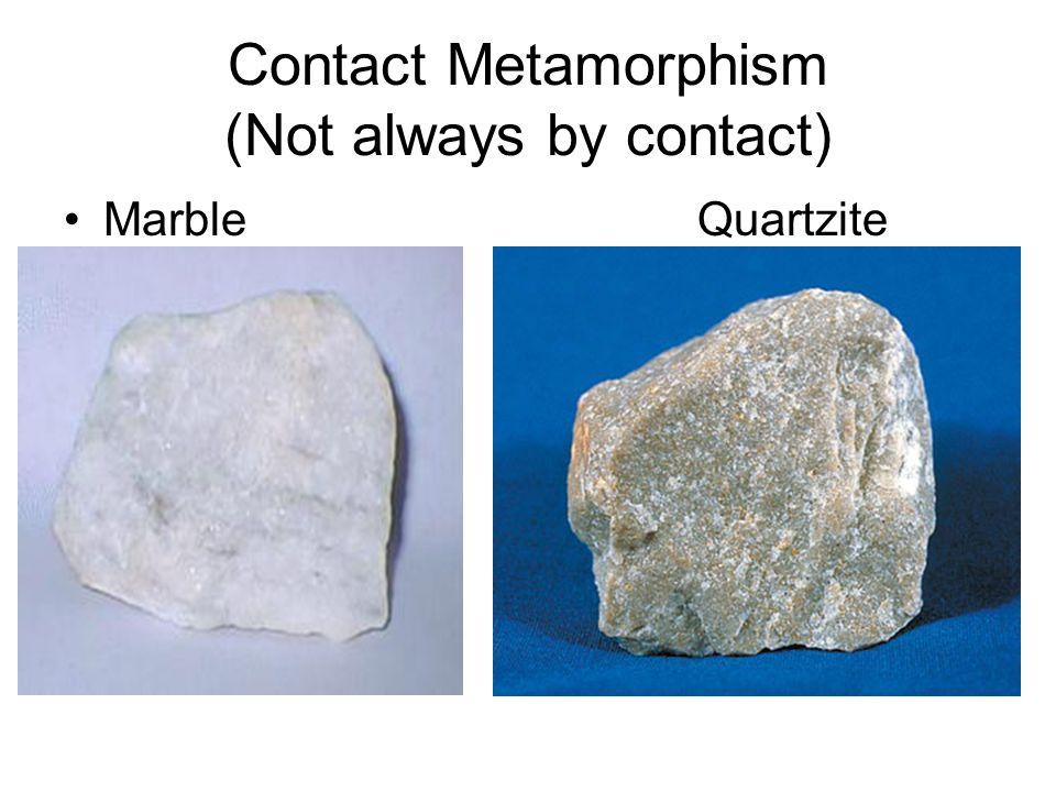 REGIONAL METAMORPHISM Barrovian Slate------phyllite-------schist------gneiss