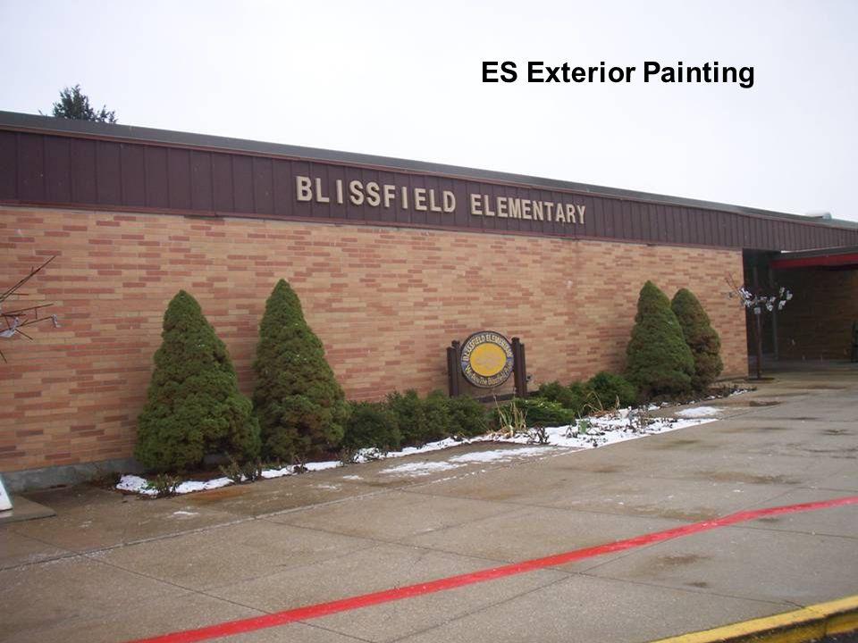 ES Exterior Painting