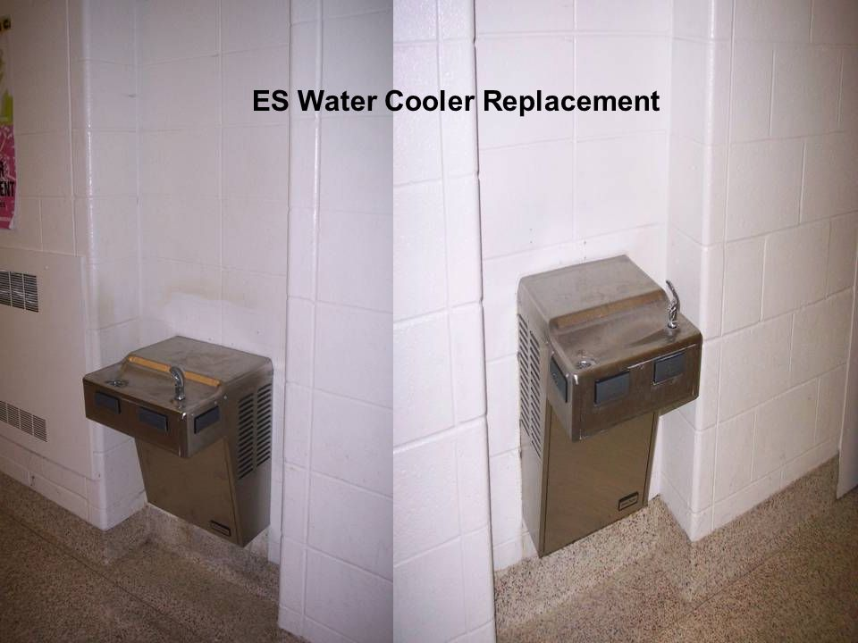 ES Water Cooler Replacement