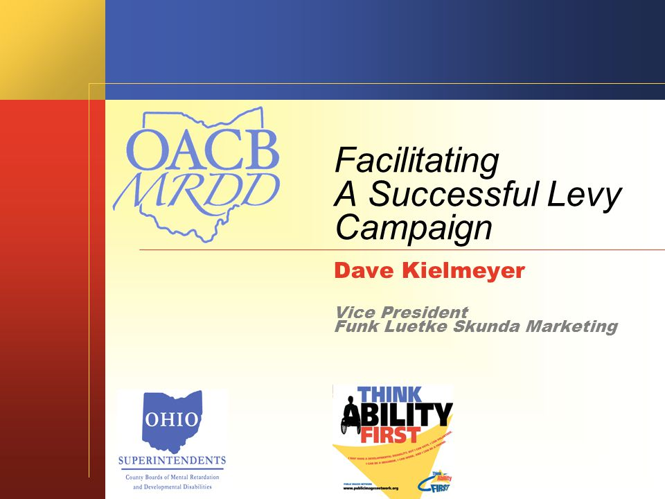 Implementing the Campaign Mass Media Outdoor – signs vs. billboards Radio Print Television