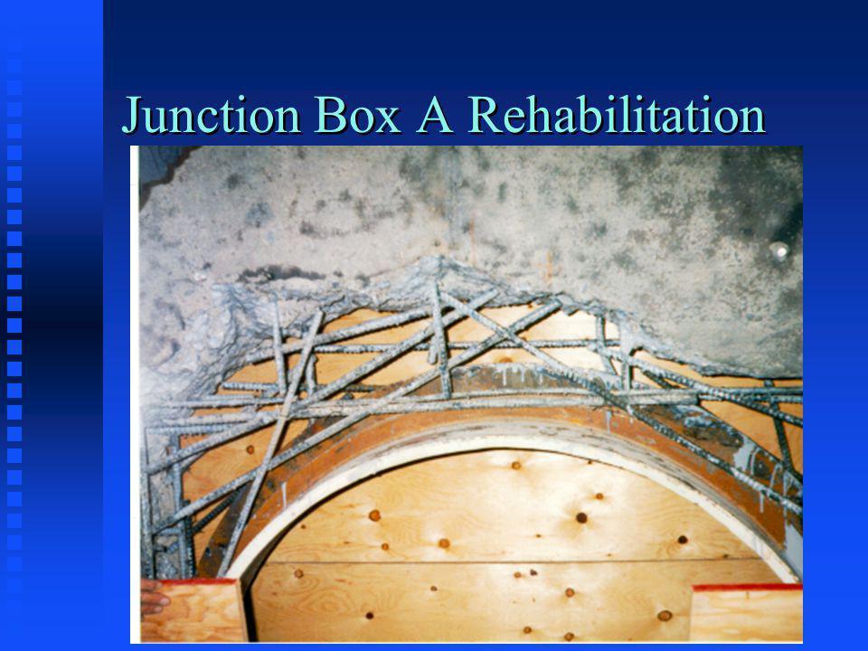 Junction Box A Rehabilitation