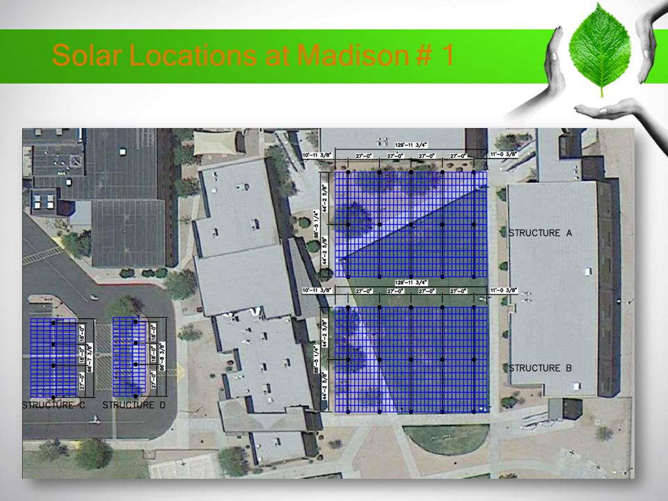 Solar Locations at Madison # 1