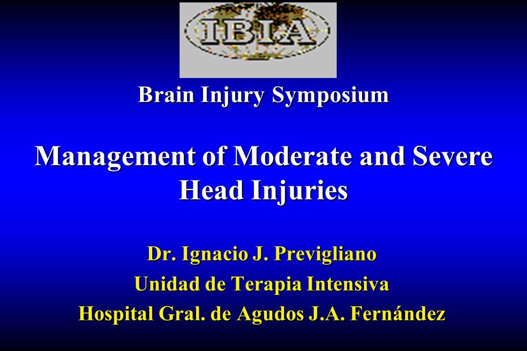 Dr.Ignacio J. Previgliano Unidad de Terapia Intensiva Hospital Gral.