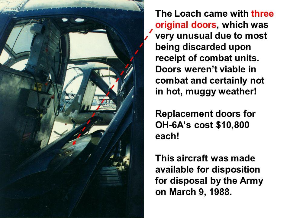 Rear doors still had New Jersey National Air Guard emblems.