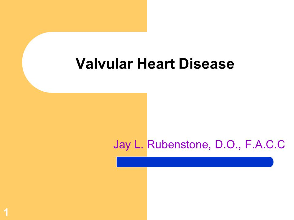 42 Natural History Progressive MR in 15% over 10-15 yrs Infective Endocarditis Cerebral Emboli-tearing of endothelial covering of myxomatous valve with platelet activation Sudden Cardiac Death-V fib, increased Q-T interval (not well established)