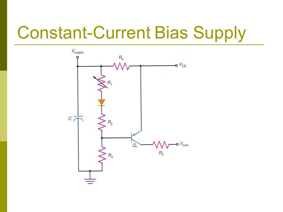 Constant-Current Bias Supply