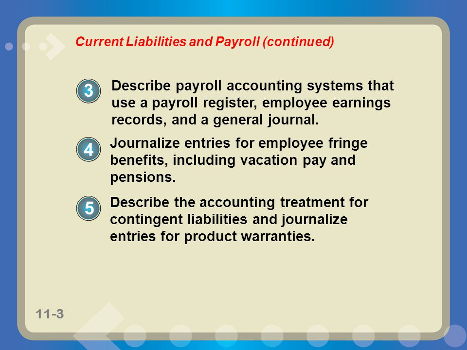 11-24 Salary usually refers to payment for managerial and administrative services.