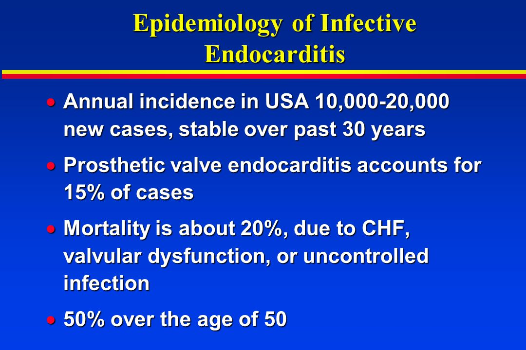 Pacemaker-Associated Endocarditis
