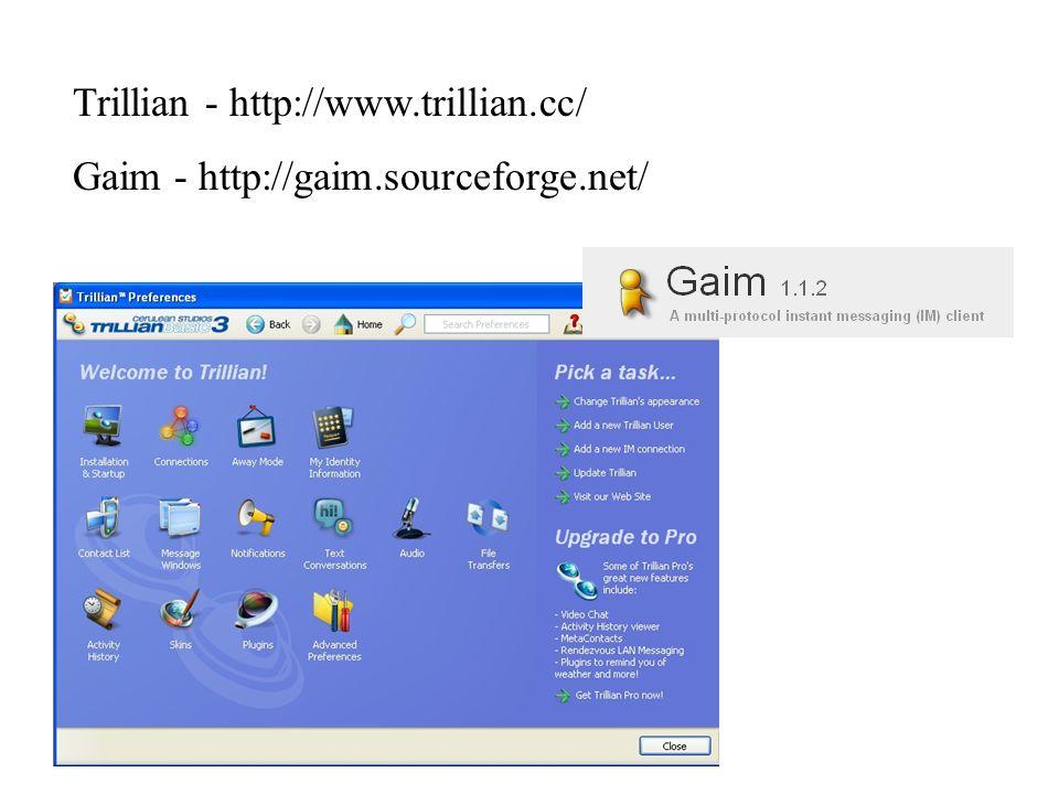Trillian - http://www.trillian.cc/ Gaim - http://gaim.sourceforge.net/
