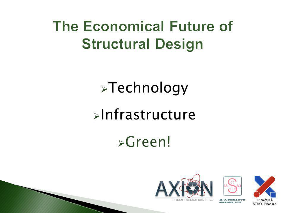 Technology Infrastructure Green!