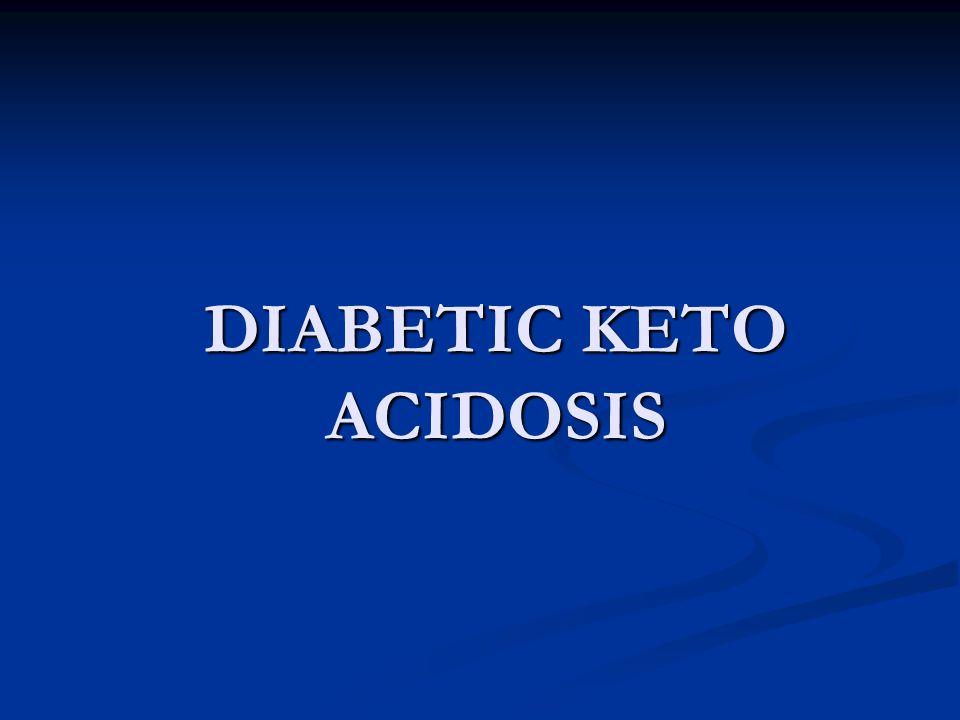 Diabetic ketoacidosis consists of a biochemical triad of- a) hyperglycemia Diabetic ketoacidosis consists of a biochemical triad of- a) hyperglycemia b) ketonemia c) acidemia