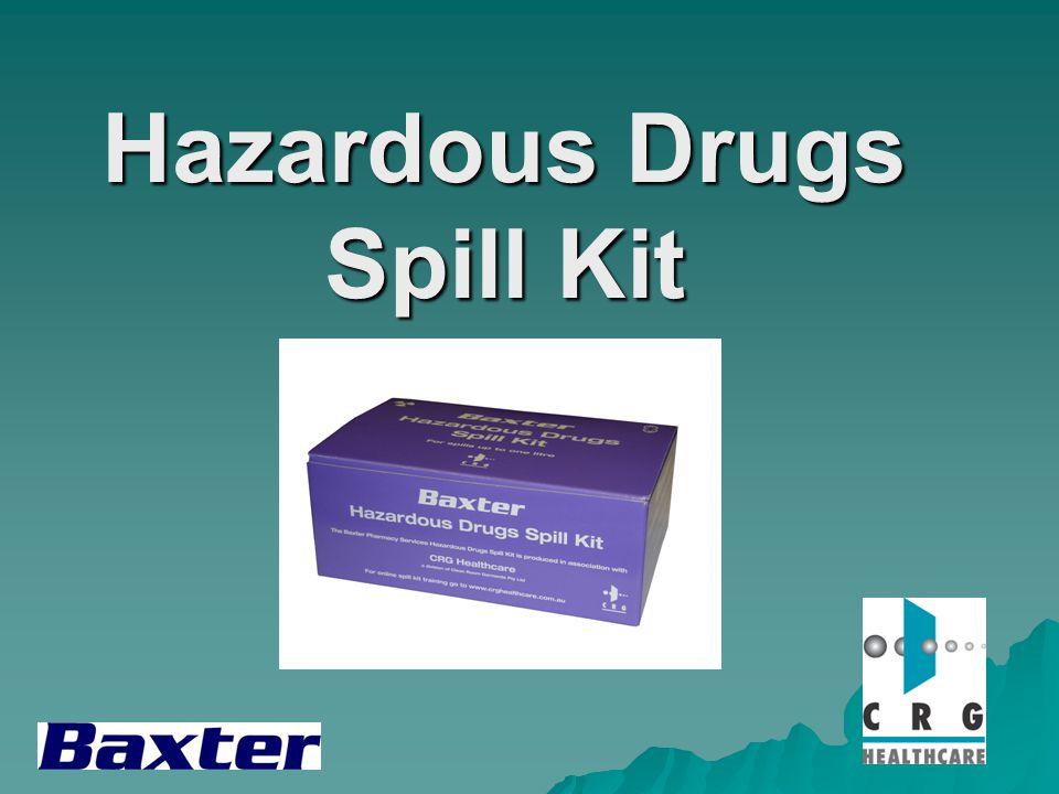 Hazardous Drugs Spill Kit