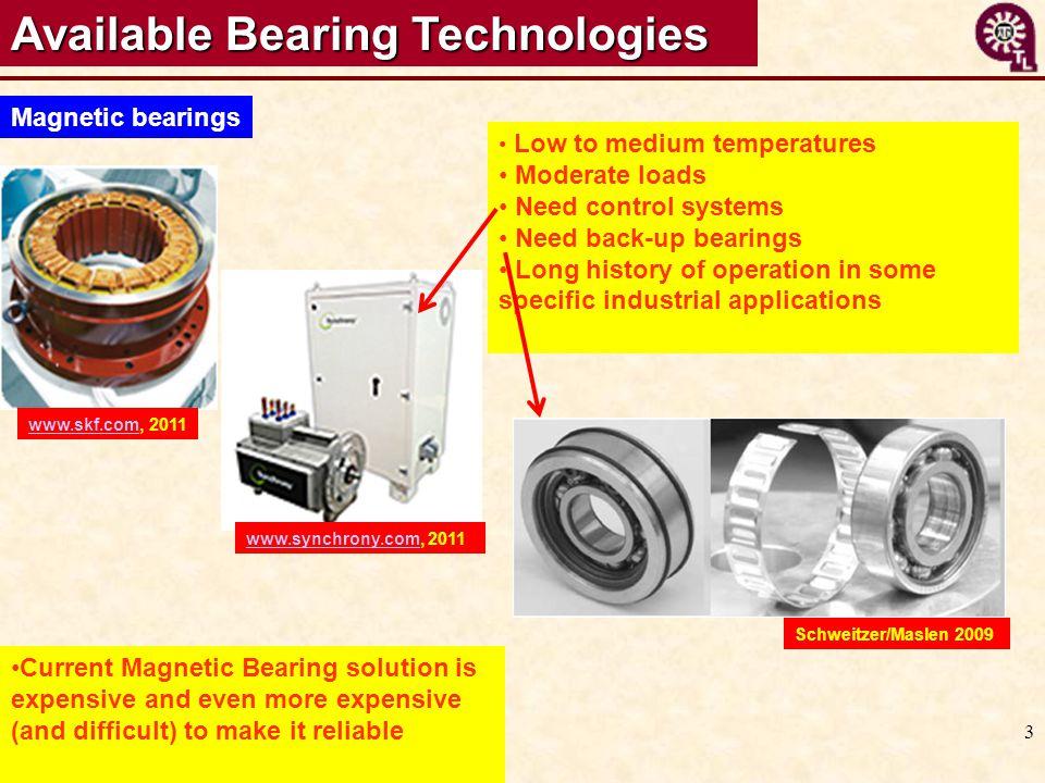 14 Gas Bearing Research at TAMU 2001/2 - Three Lobe Bearings 2003/4 - Rayleigh Step Bearings 2002-09 - Flexure Pivot Tilting Pad Bearings 2004-11 : Bump-type Foil Bearings 2008-12 : Metal Mesh Foil Bearings Stability depends on feed pressure.