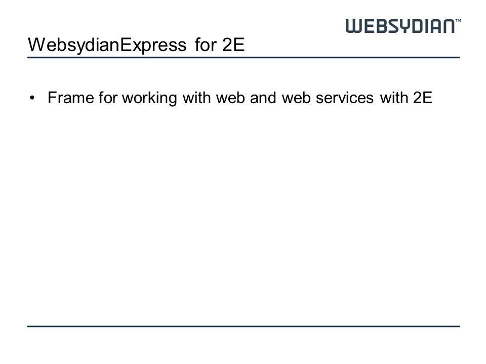 Loose coupling 2E environment Java environment