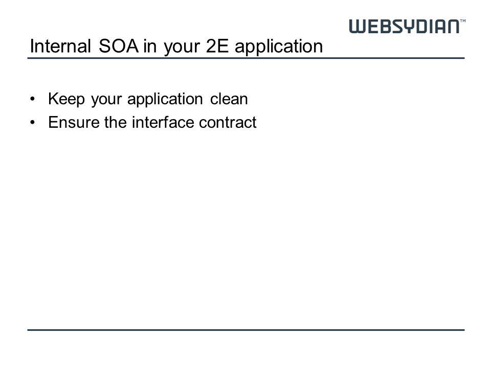 2E SOA and web services Customer case –Nomeco A/S A subsidiary to Tamro Ltd.