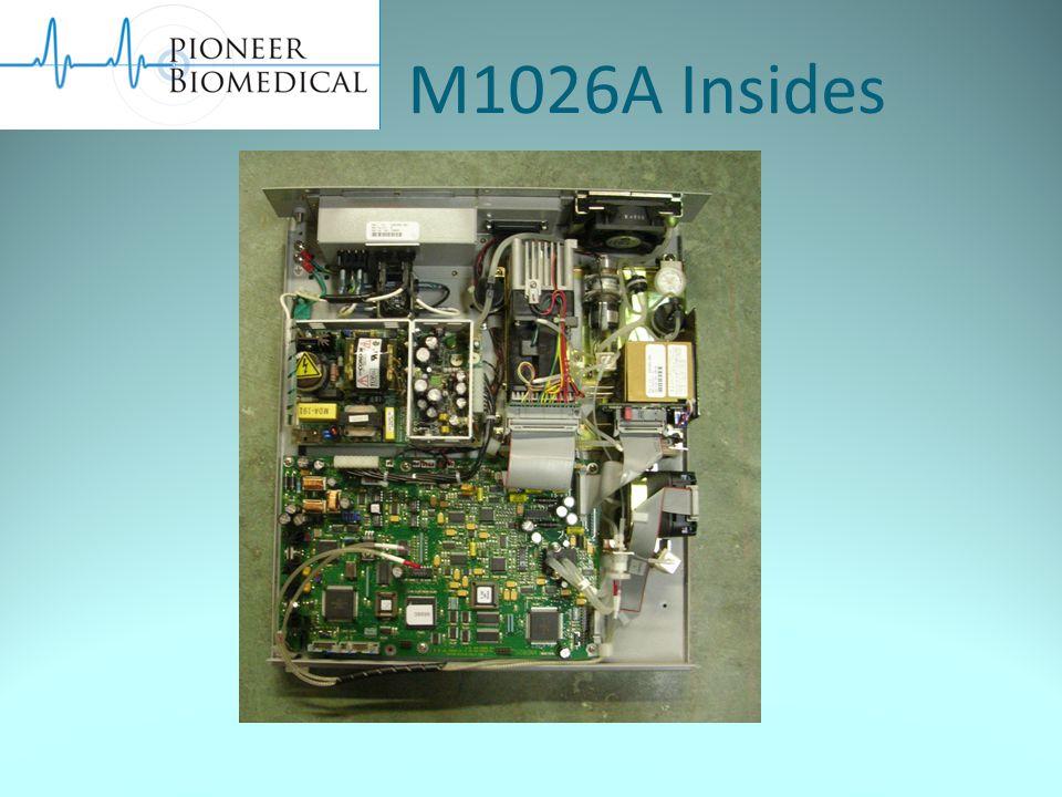 M1026A Insides