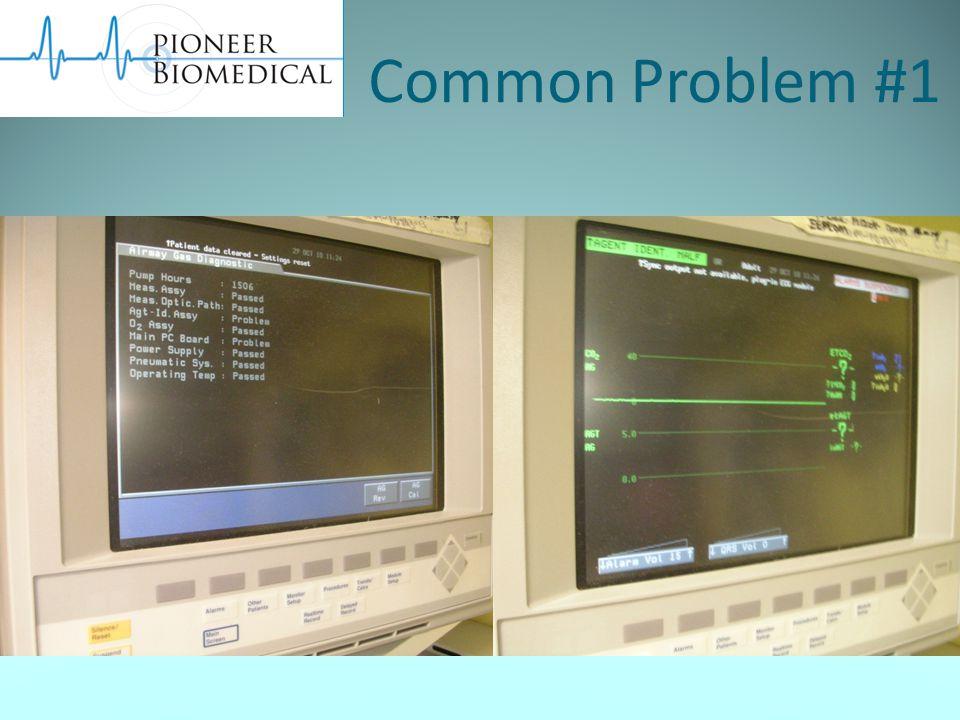 Common Problem #1