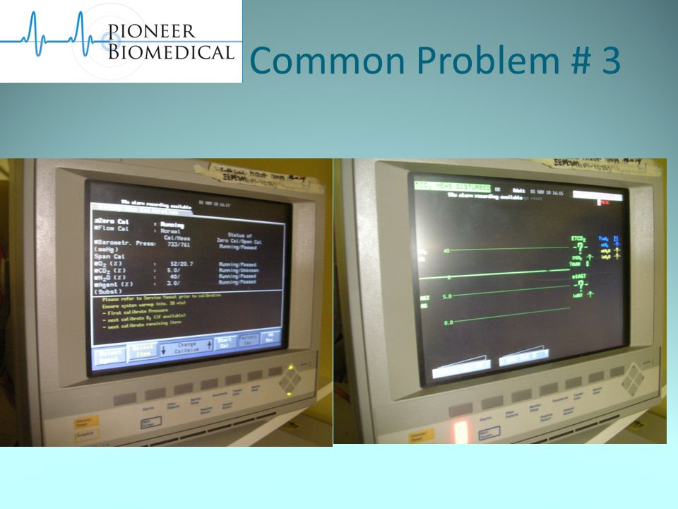 Common Problem # 3