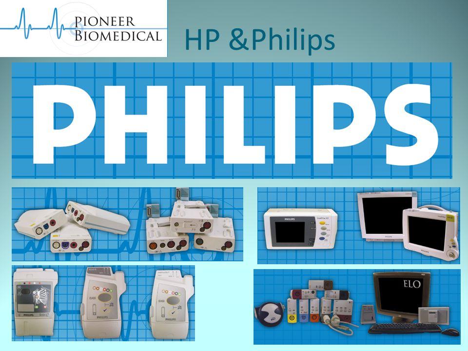 HP &Philips