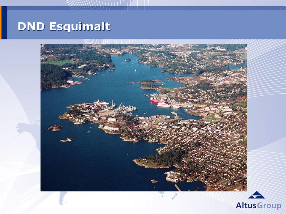 DND Esquimalt