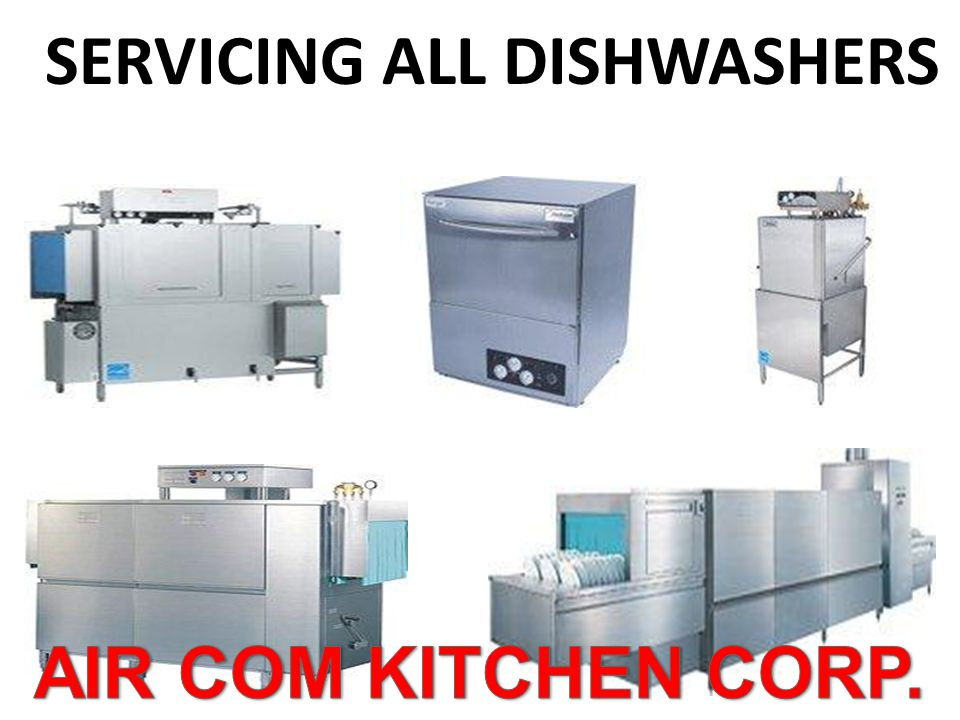 SERVICING ALL DISHWASHERS