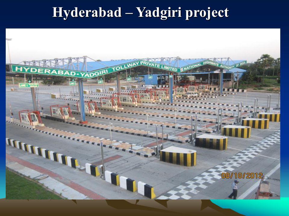 Hyderabad – Yadgiri project