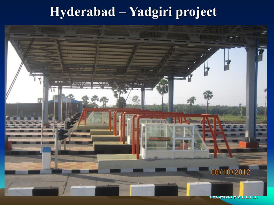 RAJDEEP INFO- TECHNO PVT. LTD. Hyderabad – Yadgiri project