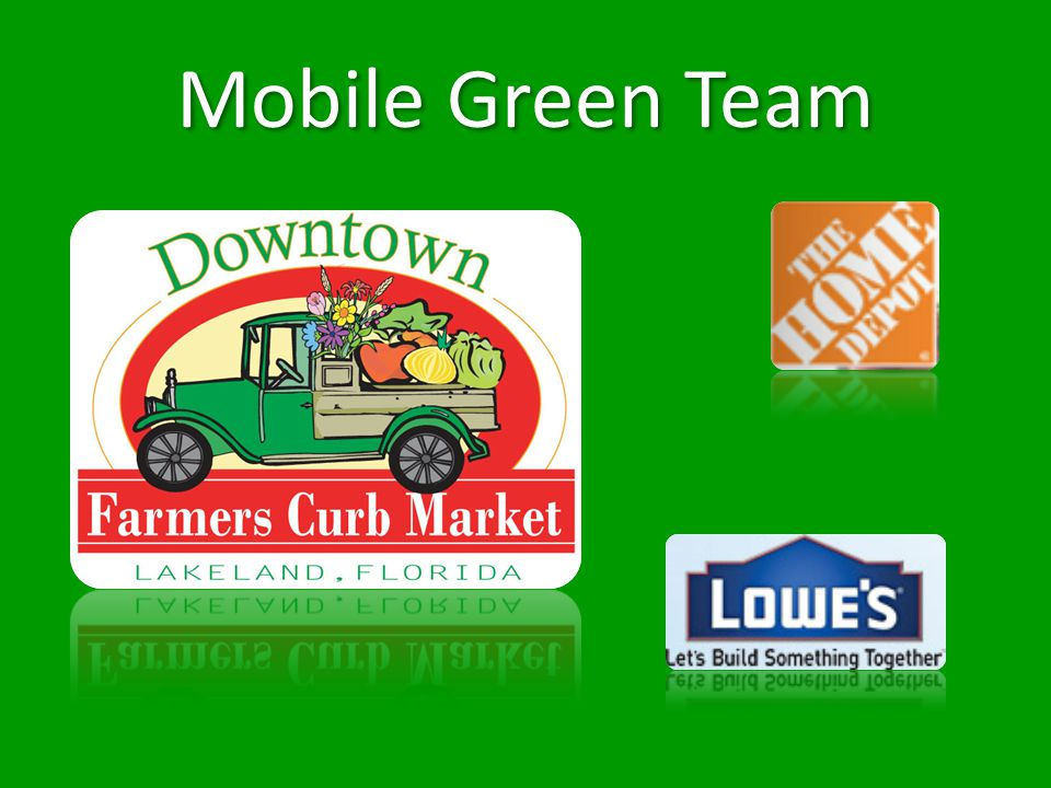 Mobile Green Team