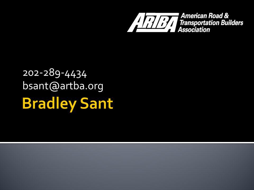 202-289-4434 bsant@artba.org