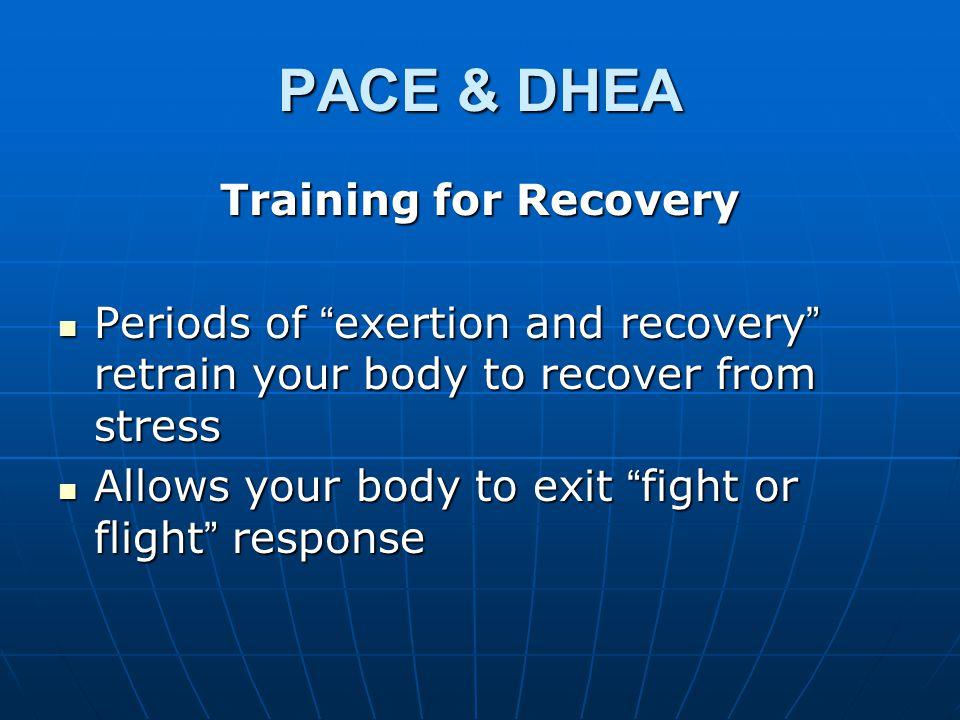 Case Study: DC Adrenal Fatigue Treatment: DHEA November,200264mcg/dL April,2004 377 mcg/dL August,2006505mcg/dL