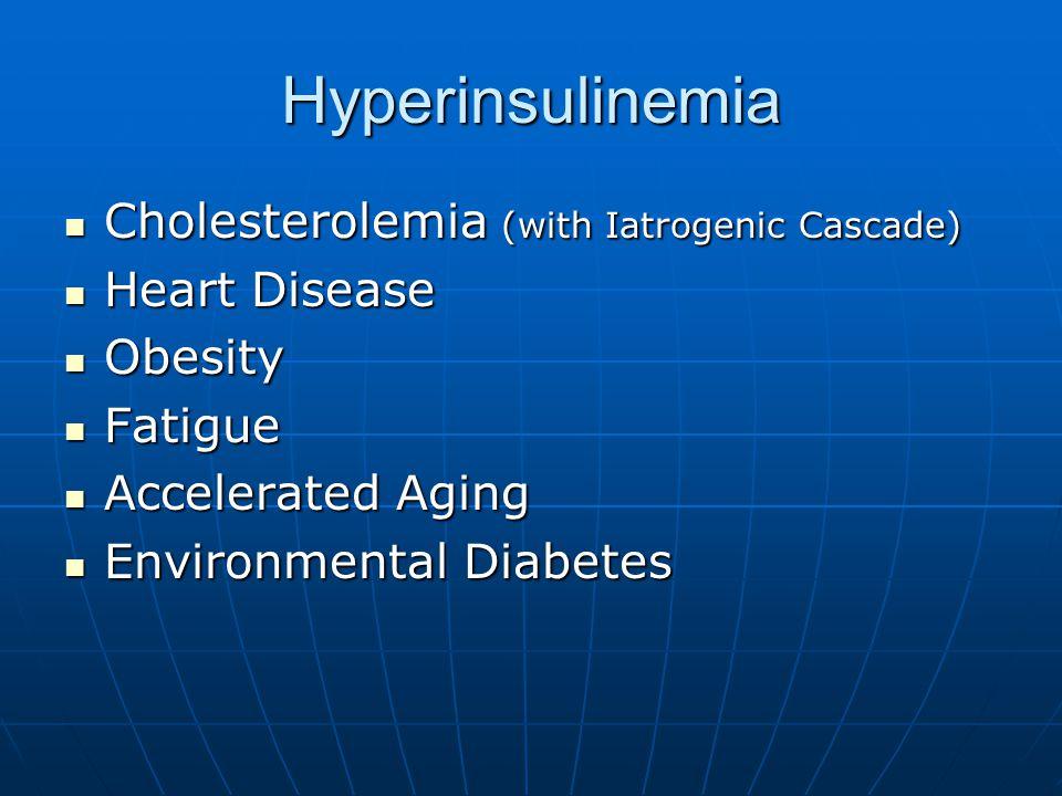 5 Modern Hormonal Epidemics 1. Hyperinsulinemia 2. Vitamin D Deficiency 3. Adrenal Fatigue 4. Estrogen Excess 5. Abnormal Aging
