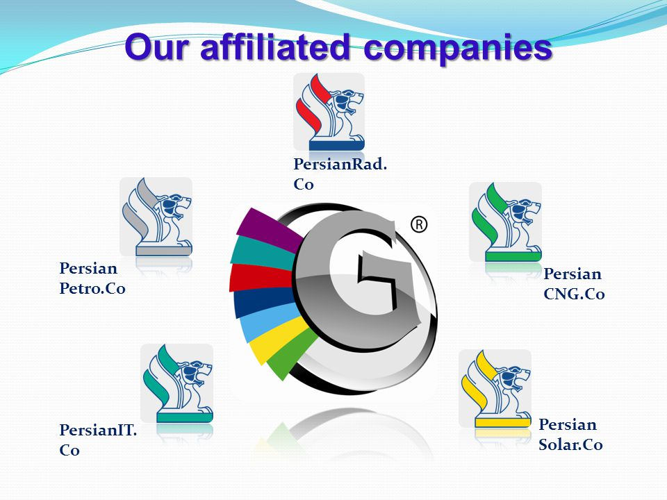 Our affiliated companies Our affiliated companies PersianIT.
