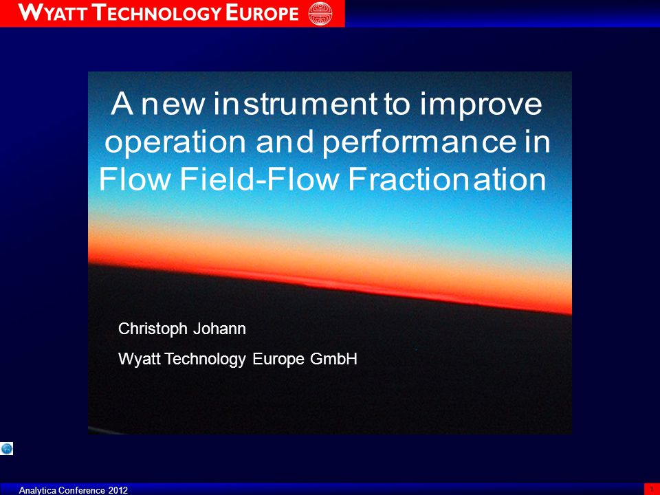 General conclusion For high efficiency the preferred method should have High cross-flow density Small channel thickness w FFF Focus Day - ILSC 2011 22 Limiting factor is c 0, the concentration at the membrane and detectability Efficiency has to be sacrificed to avoid those problems These facts can be illustrated using a simulation software based on FFF theory (called ISIS)
