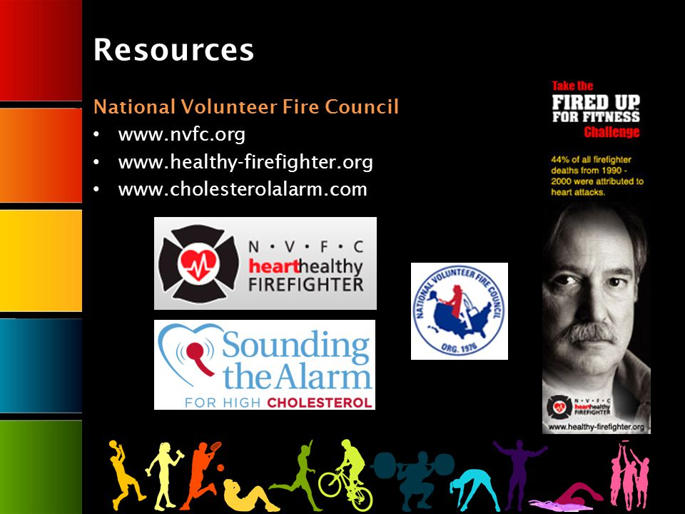 Resources National Volunteer Fire Council