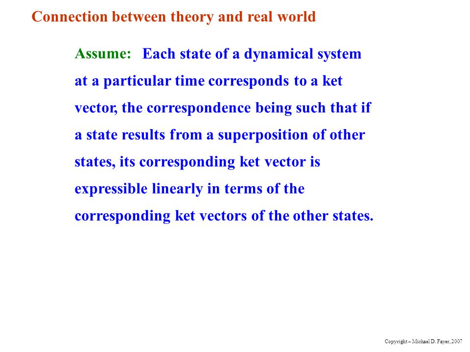Eigenvalues and Eigenvectors linear operator ket number same ket (real) Eigenvalue problem(Mathematical problem in linear algebra.) Know want to find and p.