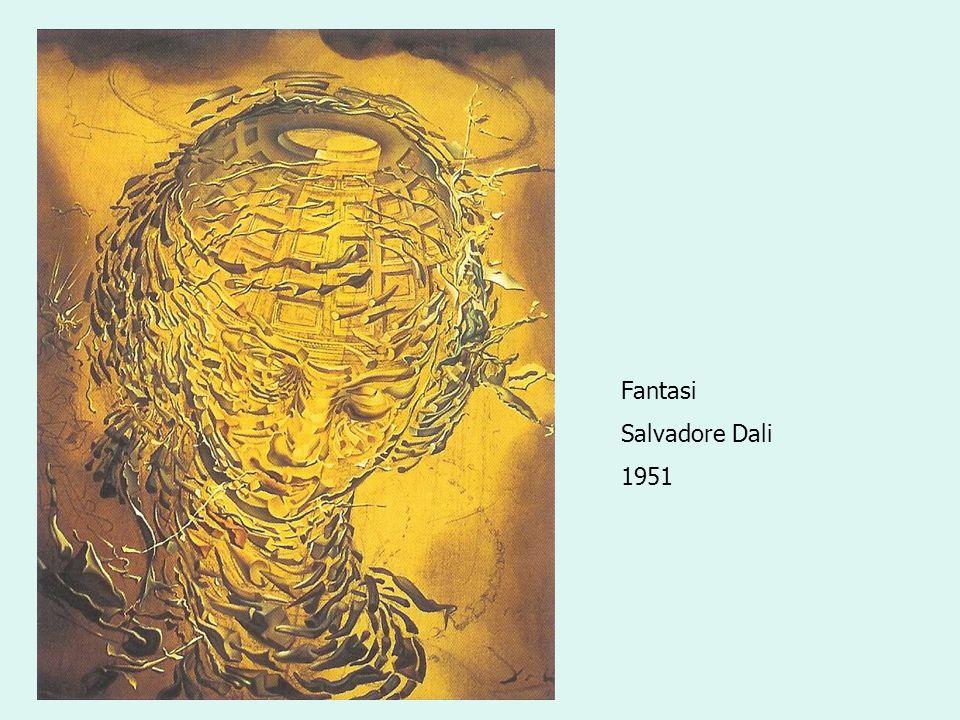Fantasi Salvadore Dali 1951