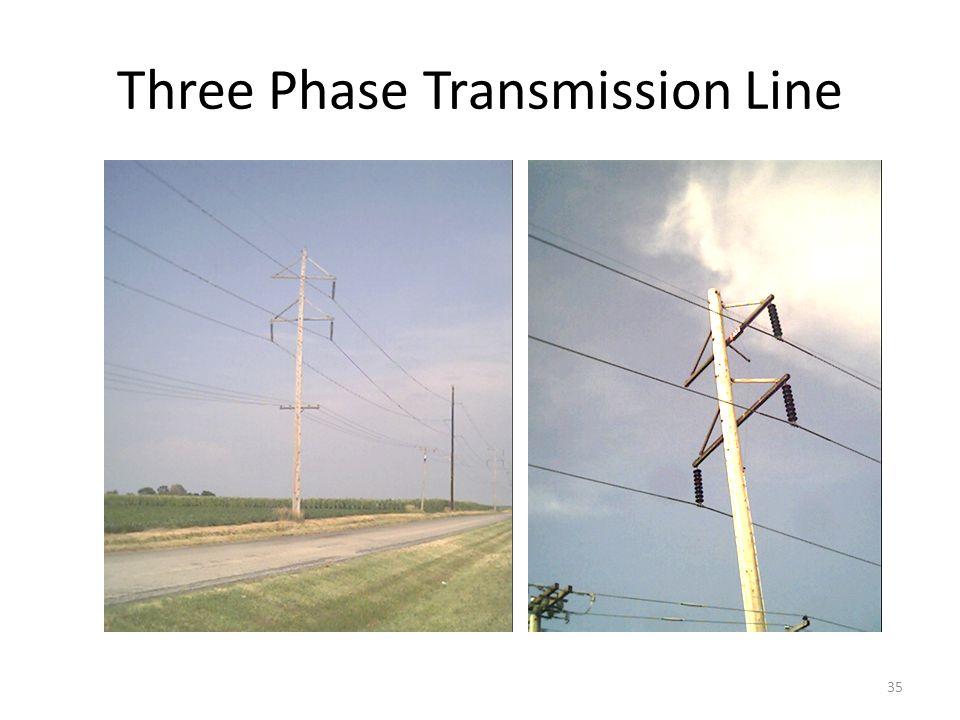 Three Phase Transmission Line 35