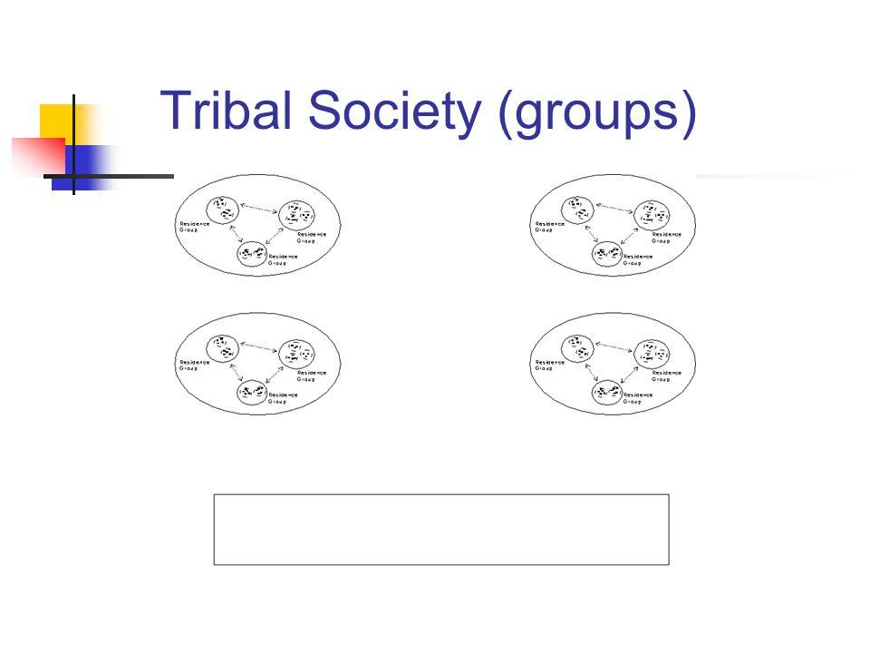 Tribal Society (groups)