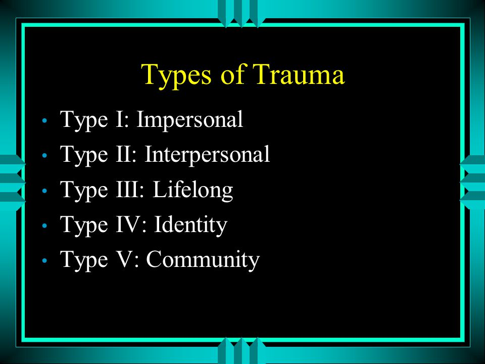 Poll #1 Do you work with people who have experienced trauma? Yes No