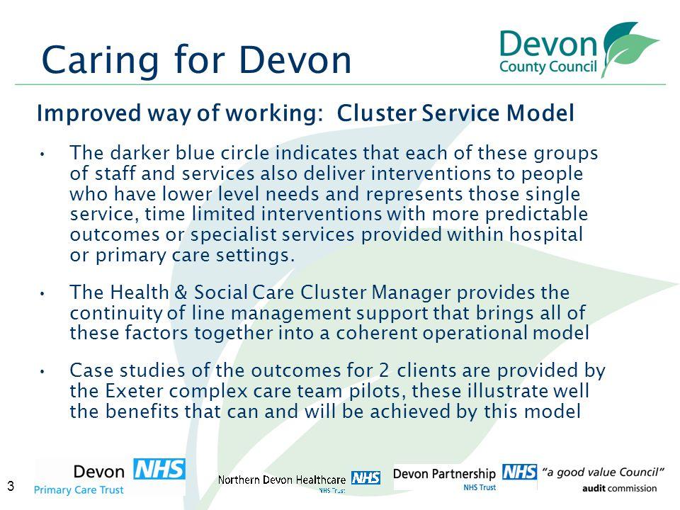 4 Caring for Devon